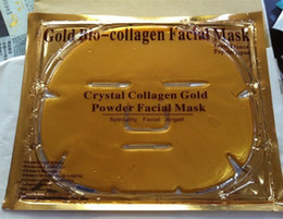 Wholesale Collagen Gel Face Mask contains Hylauronic Acid K Gold amp Hydrolyzed Silk