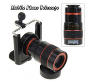 Apple iPhones,Blackberry,HTC,LG,Motorola Wide-Angle Len  8X Optical Zoom Telescope with Adjustable Lens Universal Holder for Mobile Phone and Digital Camera
