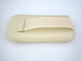 Wholesale Gold CP Genuine Leather Carrying Case Pouch for Nokia Arte Sirocco