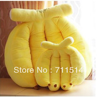 Wholesale Girl s Birthday gifts Stuffed amp Plush Cute Sof Banana Pillow toy ROOM Sofa Pillow