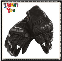 Wholesale Dainese special leather motorcycle gloves Racing Gloves SUV gloves