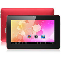 Wholesale 3PCS PARA7 Fireworks Tablet PC Inch Android GB Camera Red PE68