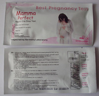 Wholesale 10mIU ml HCG Pregnancy Test cassette by Fedex