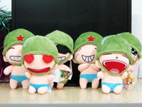 Multicolor artillery gifts - Mix styles quot plush toys soft Cute face cannon artillery Plush Doll Toy Children gift