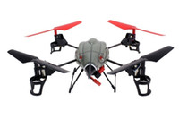 Wholesale WL V959 Lastest G Axis CH RC Quad Copter Helicopter with Camera Lights and Gyro better than V
