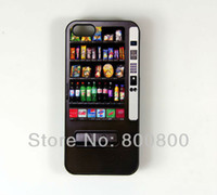 Wholesale vending machine design hard cover case for iphone