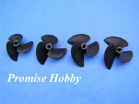 Wholesale 3 blade fiber reinforced nylon propeller prop set diameter mm mm mm mm