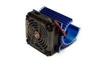 Wholesale EZRUN x mm Motor Heat Sink With V Cooling Fan