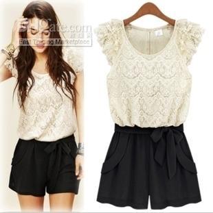2013 Fashion Silk Women Dress Summer Short Sleeve Dress Women's ...
