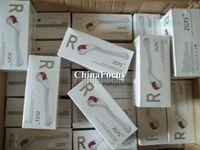 0.2mm derma stamp - 10pcs ZGTS dermaroller with Needles Derma Stamp Micro Needle Therapy Derma Roller E packet