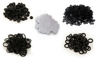 Wholesale TATTOO o rings rubber bands nipples small cup amp washers