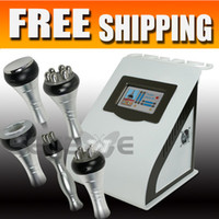 Wholesale Fantastic Christmas Gift New in Liposuction Vacuum Bipolar CAVITATION RF Laser Slimming Machine WL919
