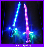 Wholesale Flash Light Saber Toy Sword Lightning Knife for Boys Children cm cm
