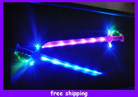 Wholesale Children Toys Party Supply LED Party Light Sword With Sound cm cm
