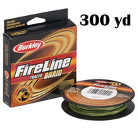 berkley - Berkley Fireline Tracer Braid Fishing Line yd LB lb lb lb lb lb