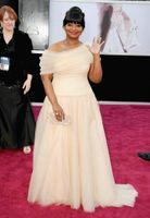Wholesale Terrific Bateau Beaded Celebrity Dresses Octavia Spencer The Oscars th Academy Awards