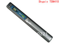 Wholesale High quality Skypix TSN410 A4 Portable Handy Scanner Color Hand Film Scanner Document Photo Scanner