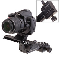 Wholesale 4 Way Macro Focusing Rail Slider Set For Photography Nikon Canon SLR Camera