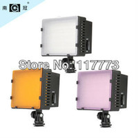 Wholesale CN LED Camera Video Lamp light For Canon Nikon