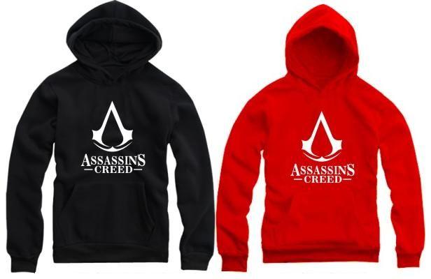 2017 anime hoodies fleece pullover assassins creed hoodies. Black Bedroom Furniture Sets. Home Design Ideas
