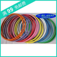 Wholesale High quality Fixed gear bicycle road bike multicolour tire floorage c c high pressure tyre