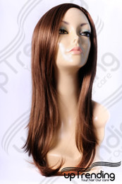 Wholesale HEAT RESISTANT SENSUOUS WAVY LADIES WOMENS WIGS WIG LIGHT ASH BROWN W51 jpg
