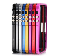 Wholesale Blade Bumper Deluxe Aluminum Metal Frame Frame Case for iPhone g