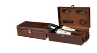 Wholesale Wine bag leather wine box with good quality and price