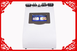 Wholesale 5IN1 Ultrasonic Liposuction Cavitation RF Weight Loss Machine fat burner fast slimming equipment