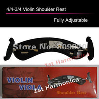 Wholesale New Violin Shoulder Rest Pad Support High Quality Adjustable