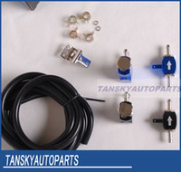 Intake & Exhaust Valve Original color box and logo Taiwan High Quality Turbo In-cabin Manual Boost Controller W 2M HOSE For Universal Have In Stock TS-0606-1002