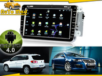 Wholesale 8 quot VW Android Car Stereo Navi System w GPS G Wifi PIP AV in For Golf