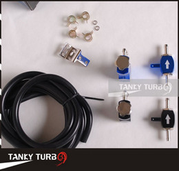 Tansky - High Quality Turbo In-cabin Manual Boost Controller W/2M HOSE For Universal Have In StockTS-0606-1002