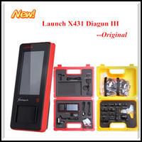Wholesale Professional Original LAUNCH Auto Scan Tool X431 Diagun III Update Via LAUNCH Offical Website obd04