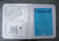 Wholesale Explosion proof Tempered Glass Film for iPad Mini Shatter amp Scratch Proof Blue Cheap