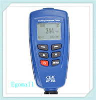Wholesale Hot selling DT Coating Thickness Tester Paint coating thickness gauge H594
