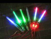 Wholesale LED Flashing light up wand novelty toy glow sticks all holiday party LED Light Sticks toy Kids toy