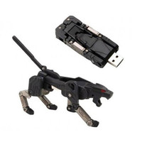 Wholesale Genuine g g g g gb machine dog USB Flash Drive pen drive usb drive US0001 with package box