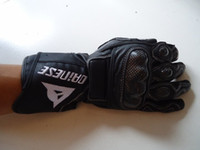 Wholesale new DAINESE Real leather gloves MotorCycle motorbike racing gloves leather gloves