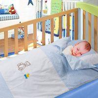 Envelope 3 Season standard  GOOLEKIDS 100% pure cotton anti-kicking baby quilt Infant sleeping bag Baby sleepsack