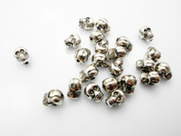 beads for shamballa bracelet diy - new CCB diy beads for jewelry making CCB skull beads for shamballa bracelets antique