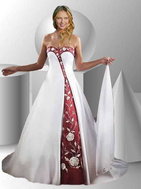 Bride the perfect online wedding nudist slut gallery for Wedding dresses in kalamazoo mi