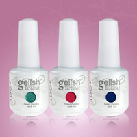 Wholesale Fashion color IDO Gelish brand salon nail gel soak off uv gel nail polish