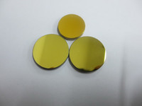 Wholesale co2 laser Si mirror reflector mo reflector for mm dia mm thick for laser engrave and cutting