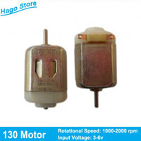 Wholesale Support Retail Best Quality Motor rpm Small Electric Motor for Toy Cars and DIY Mode