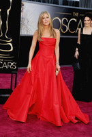 Wholesale The Oscars Academy Awards the red carpet Jennifer Aniston Celebrity Dress dresses