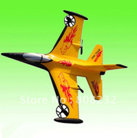 Airplanes Electric 2 Channel Free Shipping! Wholesale 4CH Rc Radio F-16 Fighter plane Air Glider plane fighter aircraft airplane