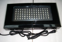 Wholesale 150W LED Coral Tank Fish Aquarium Grow Light W Quick Growth White Blue Light DHL Ship