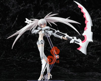 Wholesale Sexy Black Rock Shooter PVC Action Figure Doll Toy Figma Chinese Version in box