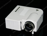 Wholesale UC20 UC28 VGA Multimedia cheap mini LED projector with remote control